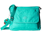 Kipling Aisling Crossbody Bag (Brilliant Jade)