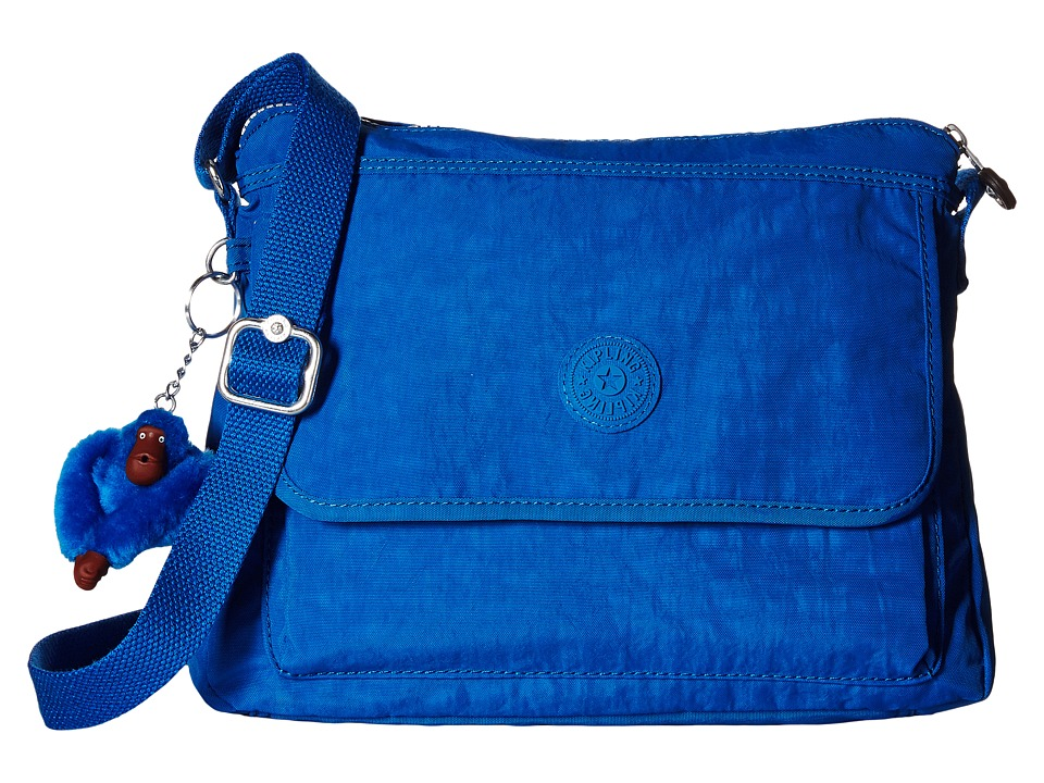 Kipling Aisling Crossbody Bag French Blue Handbags