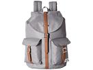 Herschel Supply Co. Dawson (Grey/Tan Synthetic Leather)