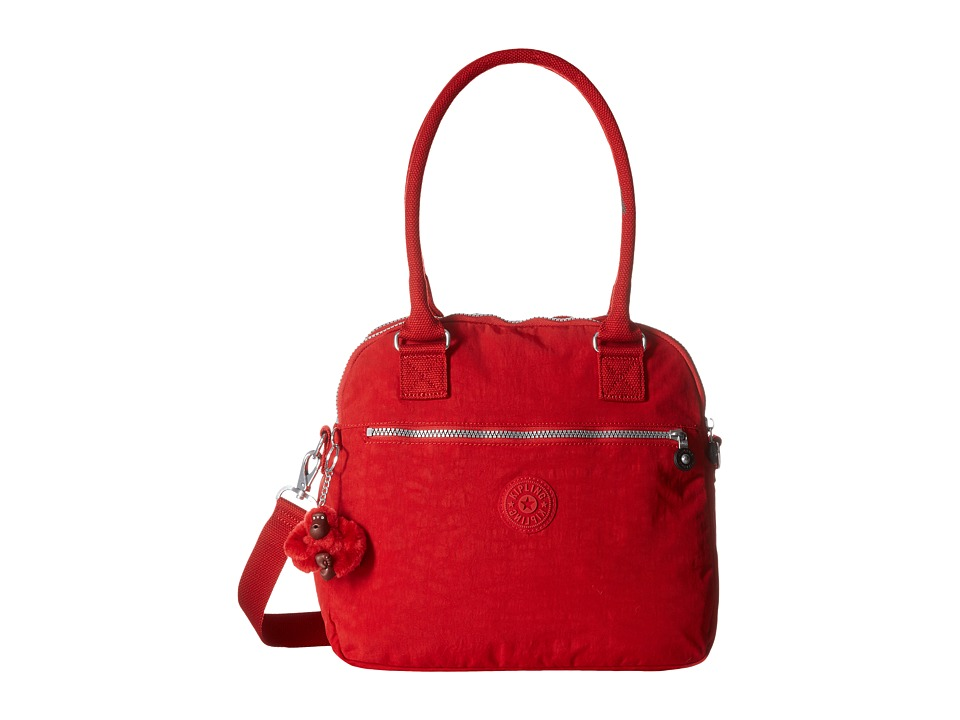 Kipling Cadie Handbag Cherry Satchel Handbags