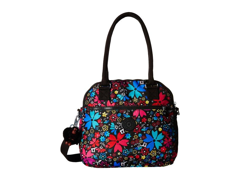 Kipling - Cadie Printed Handbag (Mod Floral) Handbags