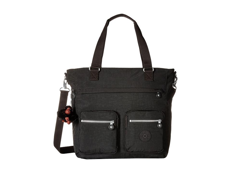 Kipling - Esme (Black) Tote Handbags