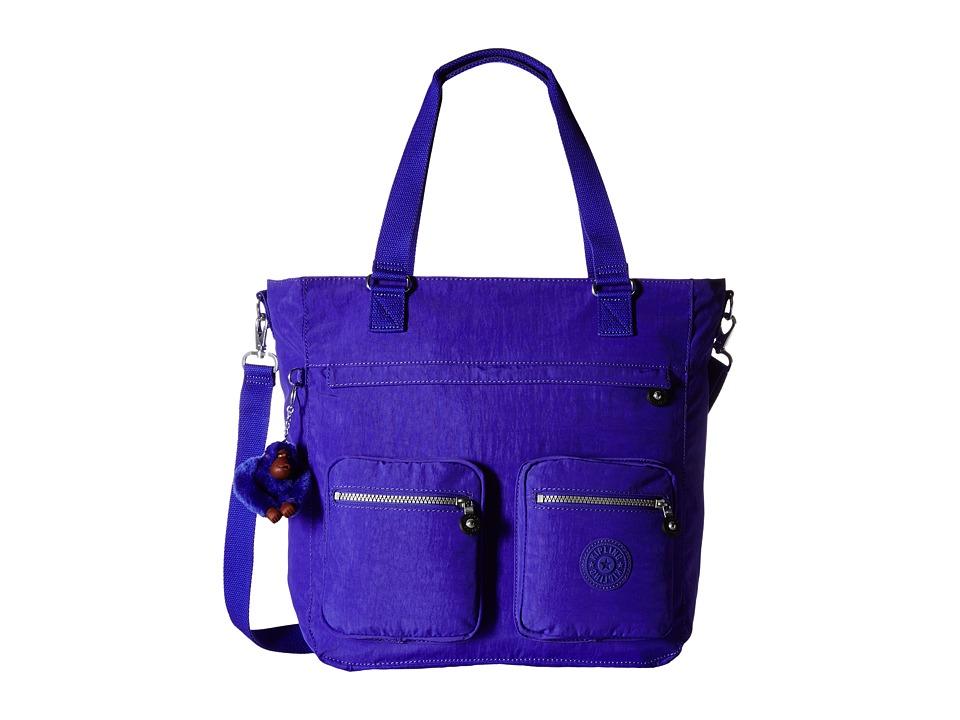 Kipling - Esme (Octopus Purple) Tote Handbags