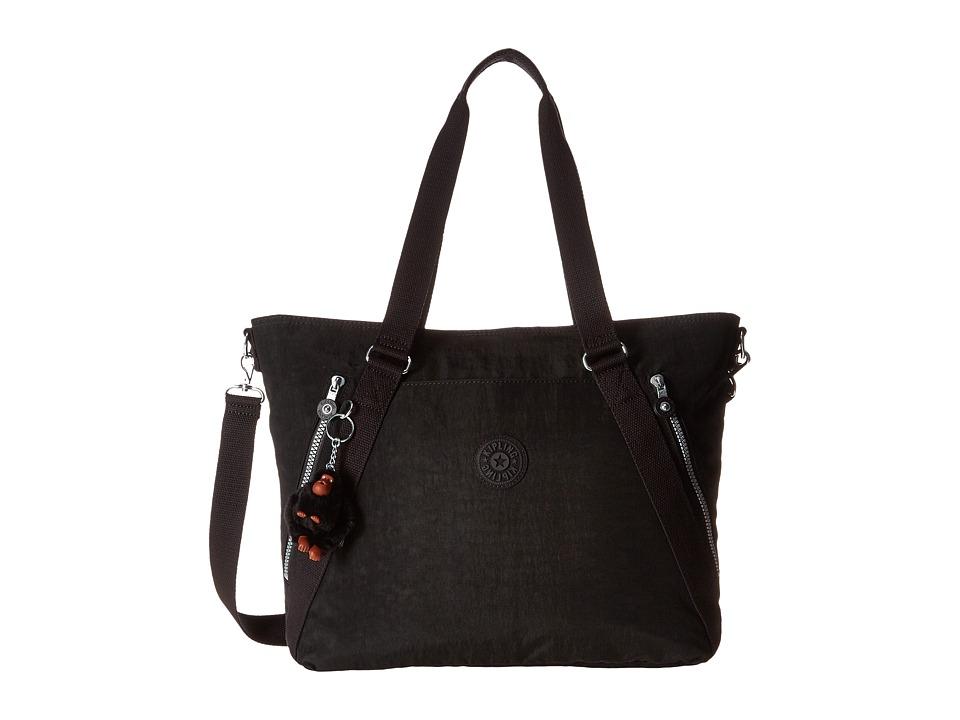 Kipling - Fleur (Black) Handbags