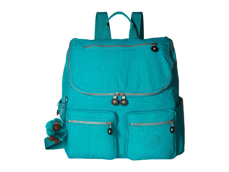 Kipling - Georgina (Brilliant Jade) Handbags