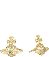 Vivienne Westwood - Cilla Bas Relief Earrings