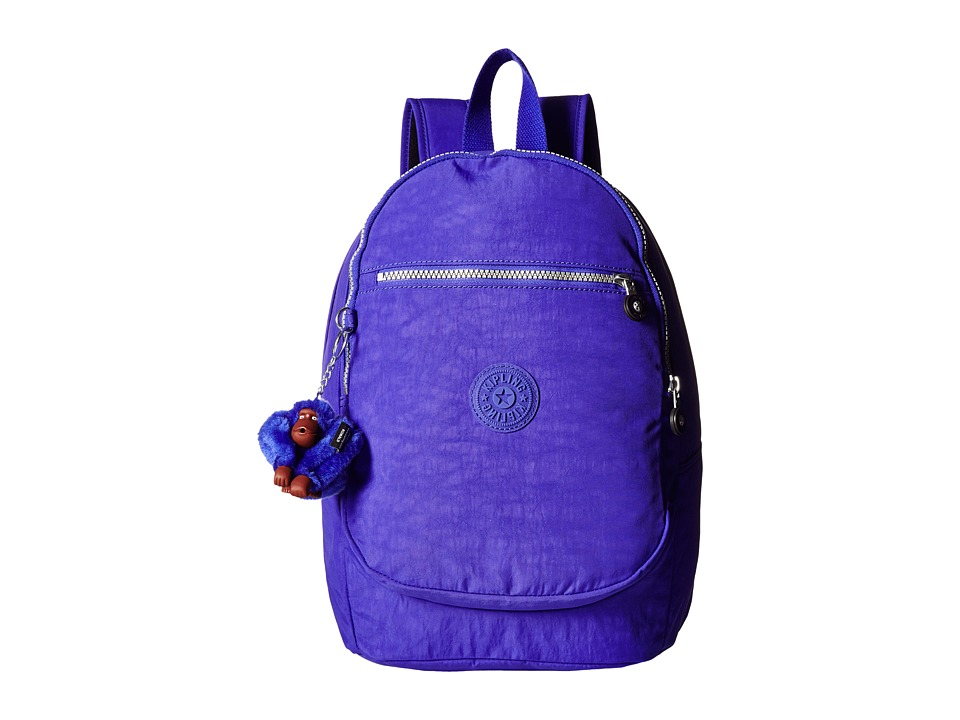Kipling - Challenger II Backpack (Octopus Purple) Backpack Bags