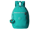 Kipling Challenger II Backpack (Brilliant Jade)
