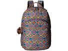 Kipling Seoul Computer Backpack (Geometric Ember)