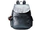 Kipling Ravier Backpack (Steel Grey Metallic)