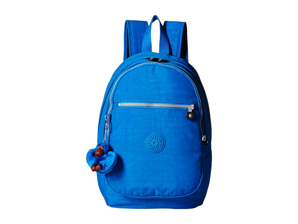 Kipling - Challenger II Backpack (French Blue) Backpack Bags