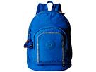 Kipling Hiker Expandable Backpack (French Blue)
