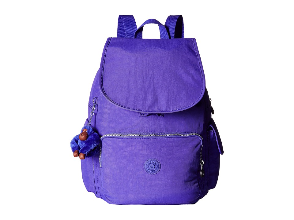 Kipling - Ravier Backpack (Octopus Purple) Backpack Bags
