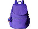 Kipling Ravier Backpack (Octopus Purple)