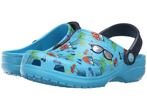 Crocs Classic Summer Fun Clog