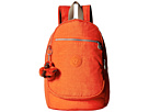Kipling Challenger II Backpack (Imperial Orange Chestnut Combo)