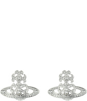 Vivienne Westwood - Cassandra Bas Relief Earrings