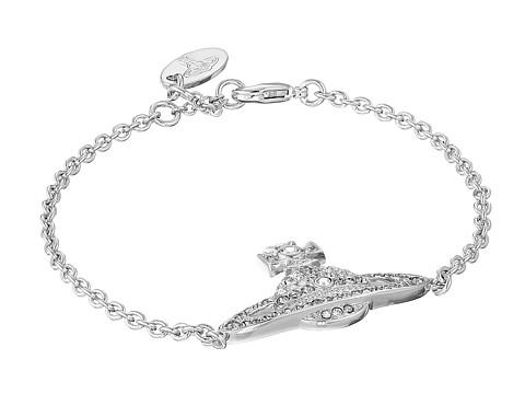 Vivienne Westwood Kika Bracelet - Crystal/Black Diamond