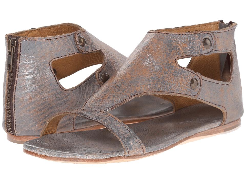 Bed Stu - Soto (Silver Lux) Women's Sandals