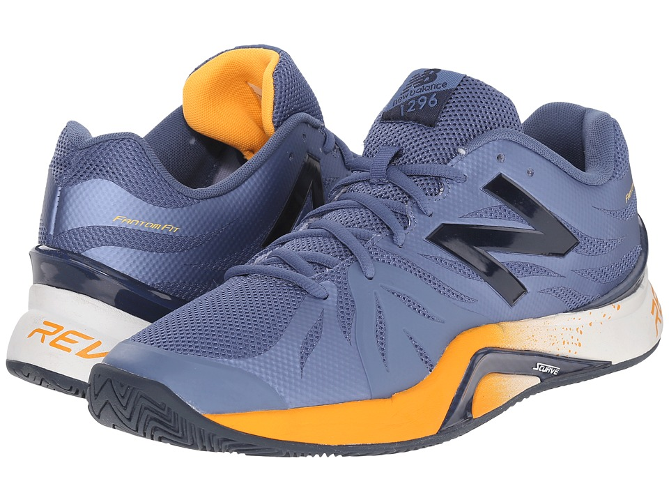 New Balance - MC1296v2 (Grey/Yellow) Men