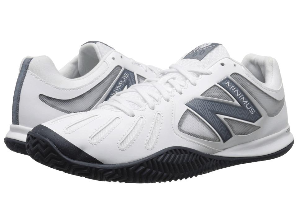 New Balance MC60 (White/Black) Men