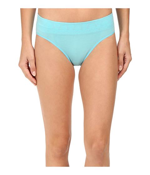 Smartwool PhD® Seamless Mid Rise Bikini - Light Capri