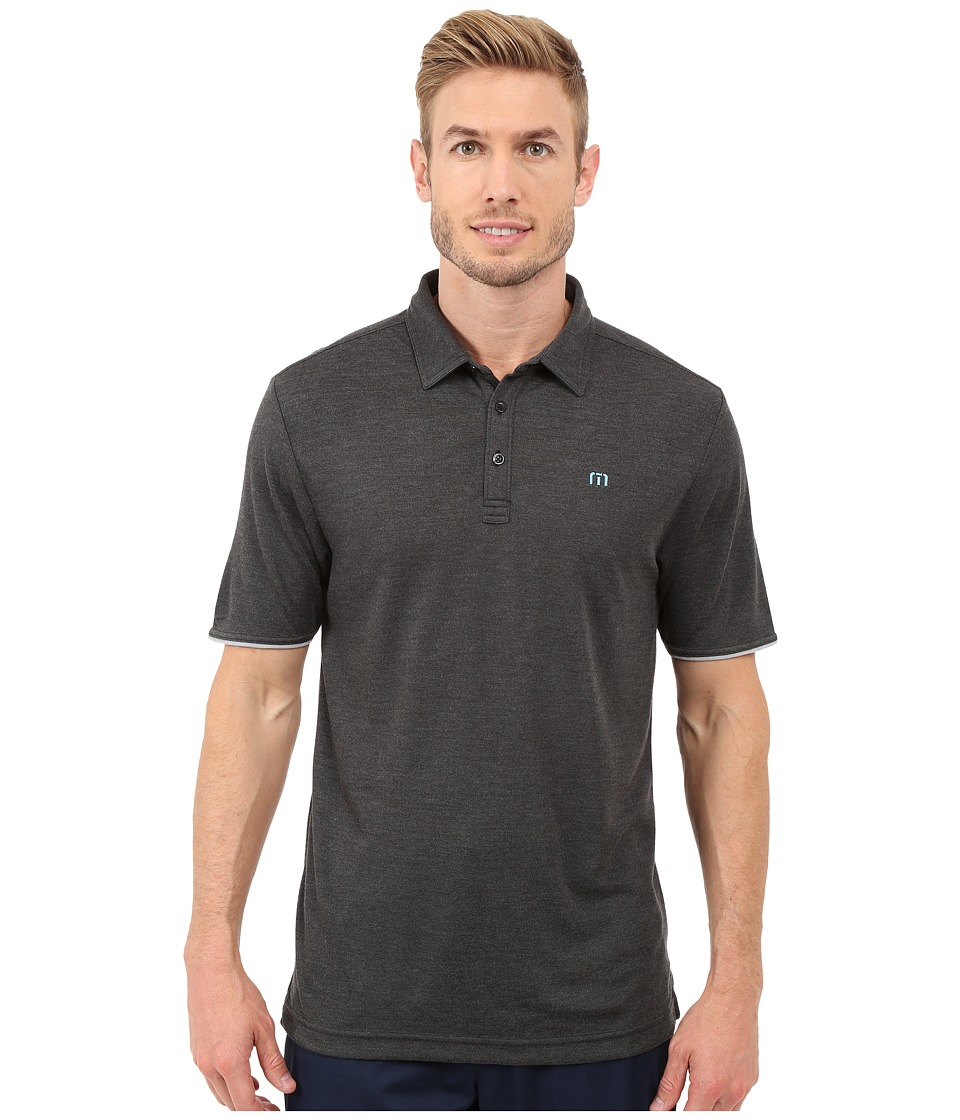 TravisMathew Meehan Top Castlerock Mens Short Sleeve Knit