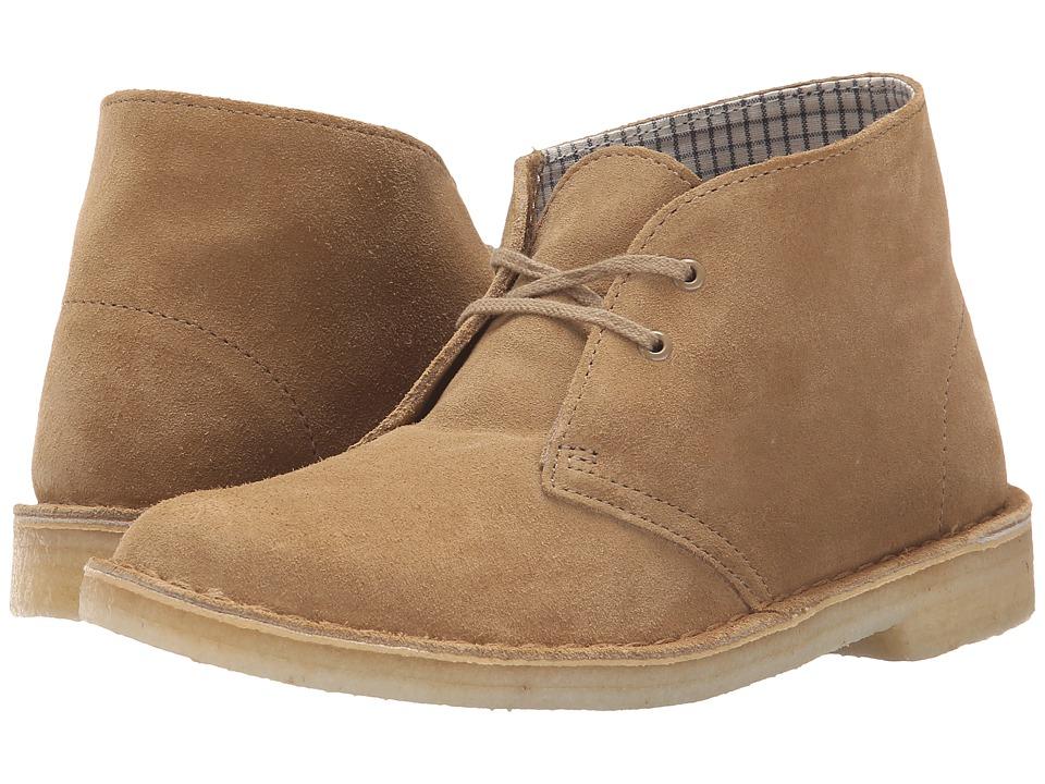 Clarks Desert Boots (Oakwood Suede 2)