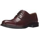 Image of Johnston & Murphy - Tabor Cap Toe (Brown Calfskin) Men's Lace Up Cap Toe Shoes