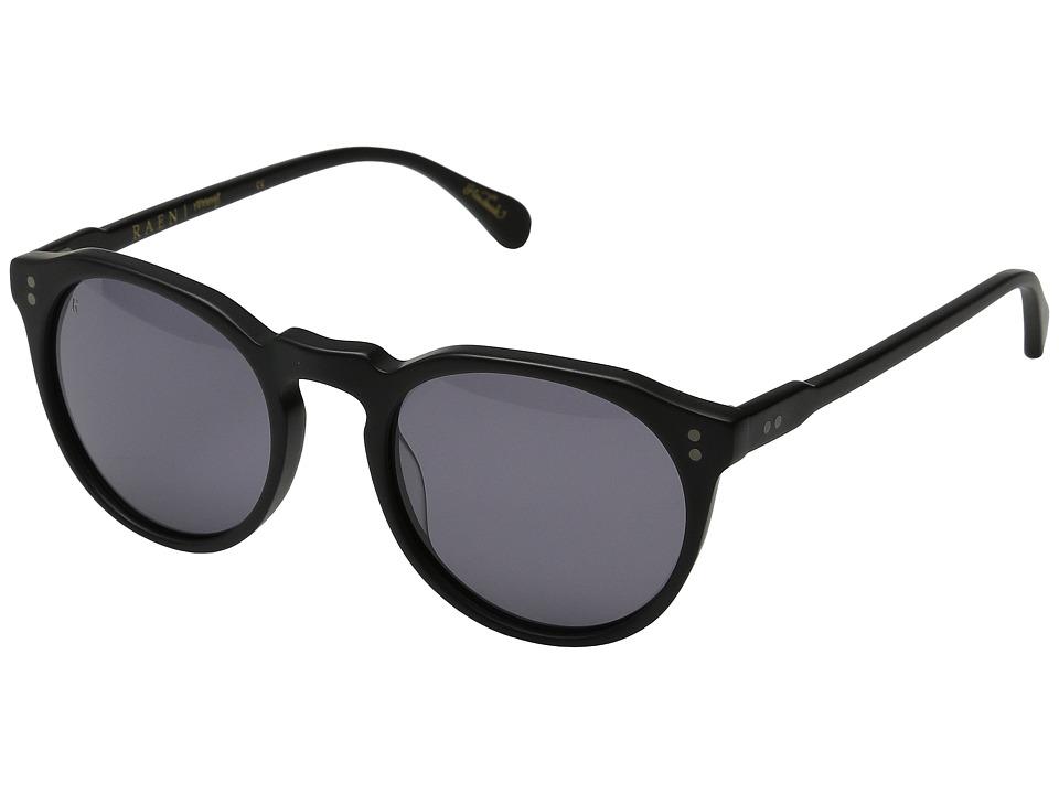 RAEN Optics Remmy 49 Matte Black Sport Sunglasses