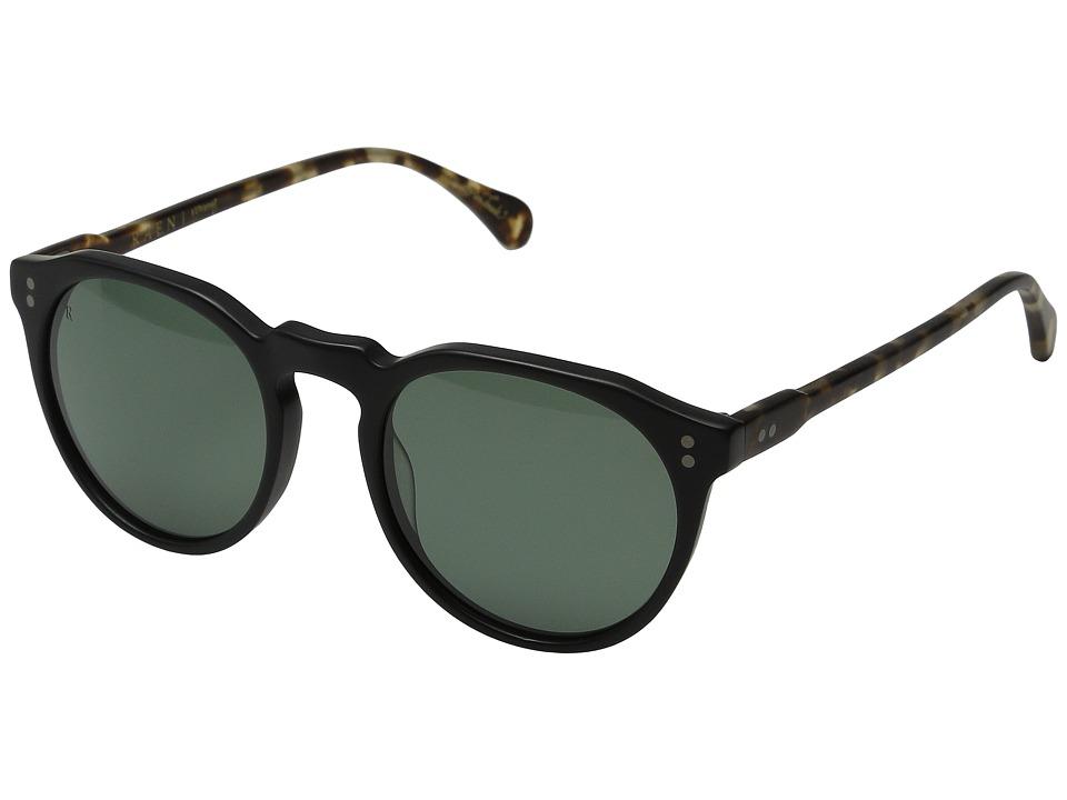 RAEN Optics - Remmy 49 (Matte Brindle Tortoise) Sport Sunglasses