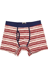 PACT - Crosswalk Stripe Boxer Brief