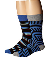 PACT - Road Trip Crew Sock 2-Pack