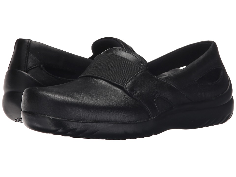 Klogs Footwear Bari Black Womens Shoes