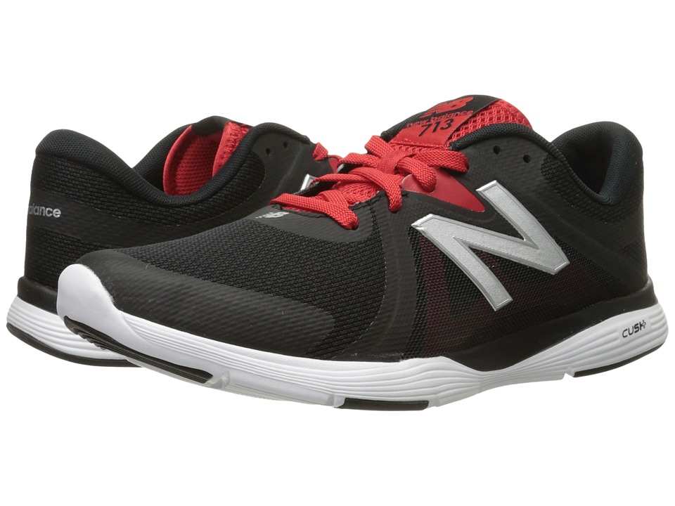 New Balance - MX713v1 (Red/Black) Mens Shoes