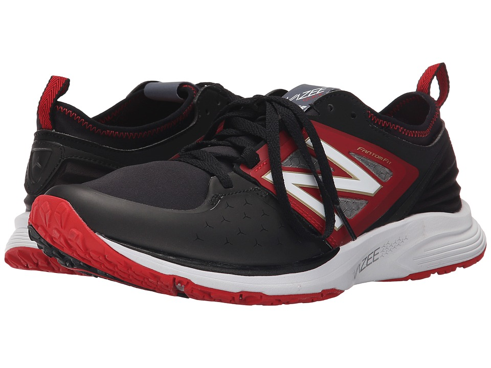 New Balance MX90v1 Black/Red Mens Cross Training Shoes