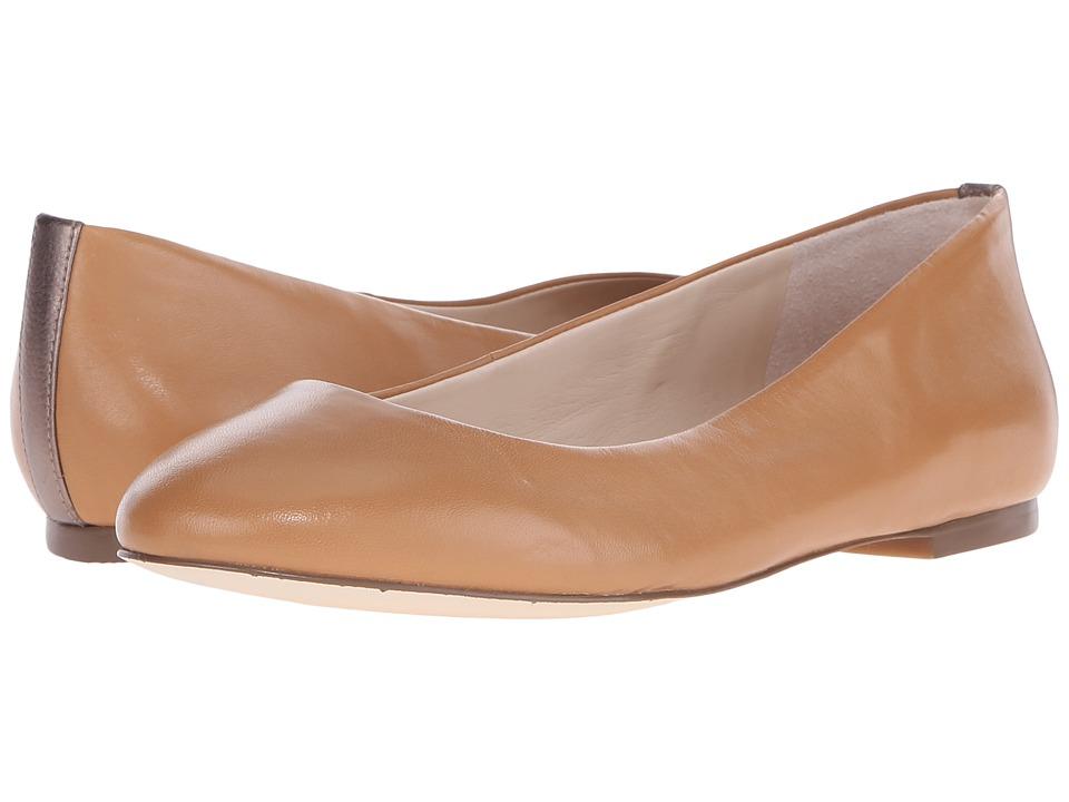 Dr. Scholls Vixen Original Collection Sienna Tan Womens Flat Shoes