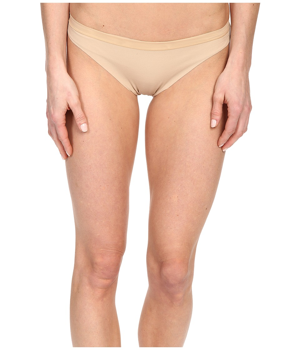 DKNY Intimates Cotton No VPL Thong Skinny Dip Womens Underwear