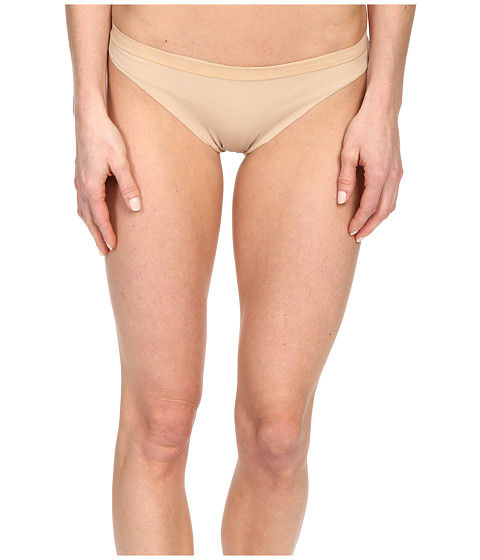DKNY Intimates Cotton No VPL Thong - Skinny Dip