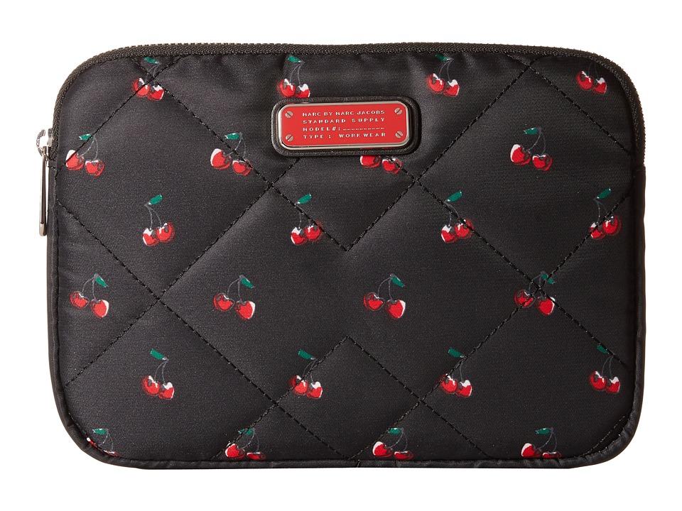 Marc by Marc Jacobs Crosby Quilt Fruit Tech Mini Tablet Case Cherry Print Computer Bags