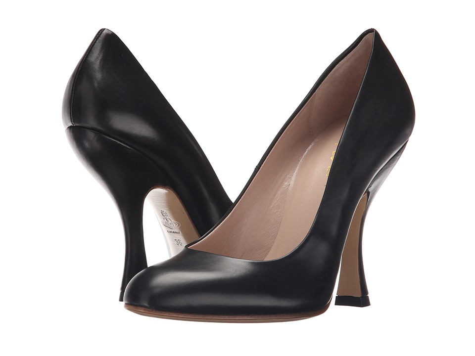 Vivienne Westwood - Olly Court Shoe (Black) Women
