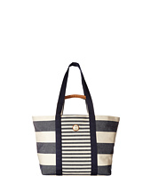 Tommy Hilfiger - Canvas Couplet Beach Bag