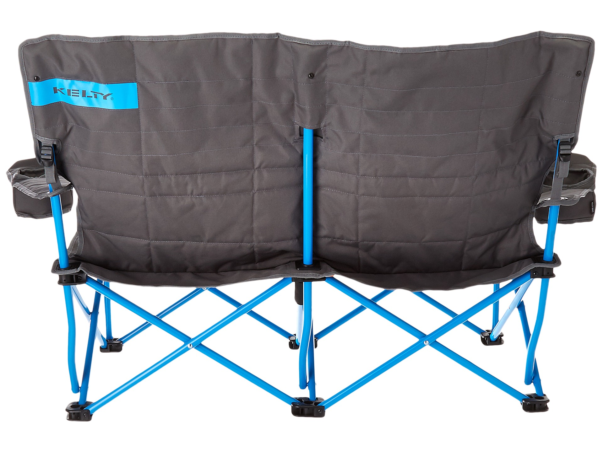 Kelty Low Loveseat Chair Smoke Paradise Blue Free Shipping Both Ways