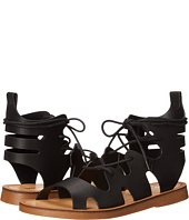 Dirty Laundry - Bevelled Lace Up Sandal