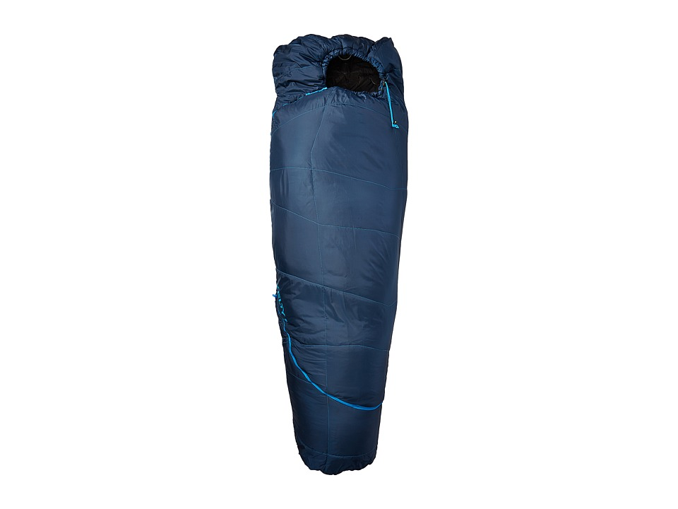 Kelty - Tru.Comfort 35 Degree Sleeping Bag - Regular (Twilight/Classic Blue) Outdoor Sports Equipment