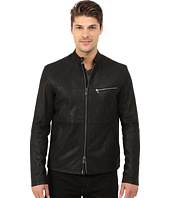 John Varvatos Star U.S.A. - Leather Racer Jacket L936R4B