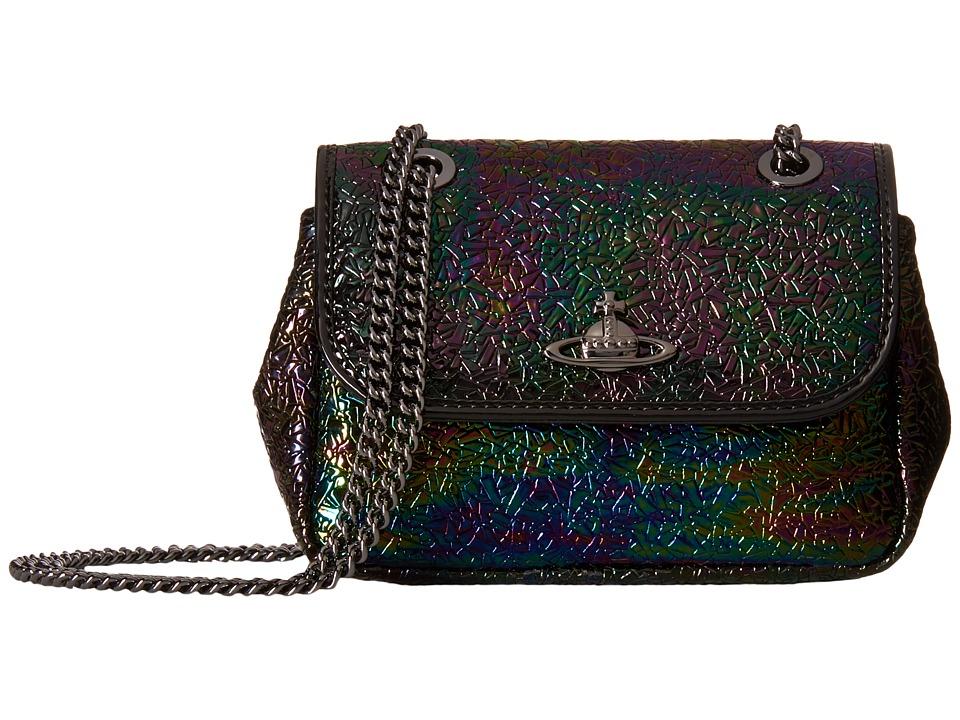 Vivienne Westwood - Braccialini Space Crossbody (Space) Cross Body Handbags