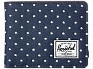 Herschel Supply Co. Hank (Navy Embroidery Polka Dot)