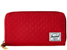 Herschel Supply Co. Thomas (Red Embroidery Polka Dot)