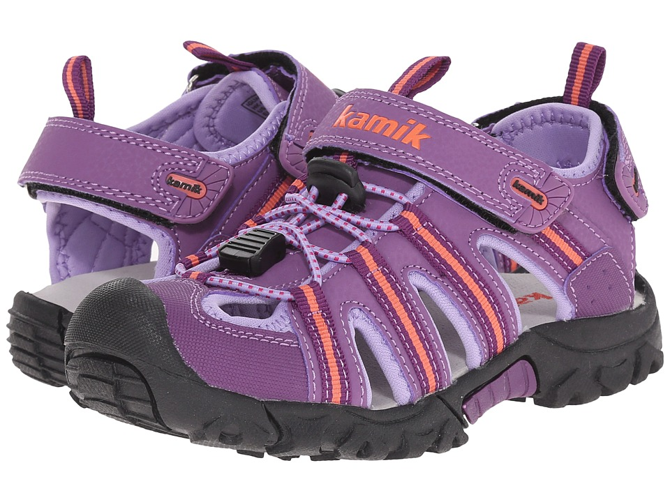 Kamik Kids Iguana Little Kid/Big Kid Purple/Violet Girls Shoes